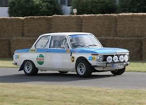 BMW 2002 Ti group 2 (1969) Racing Cars