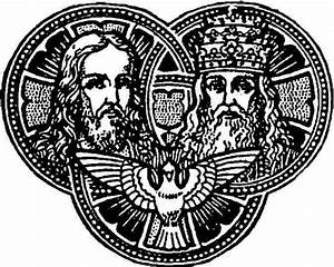 Origin Of The Trinity Symbol