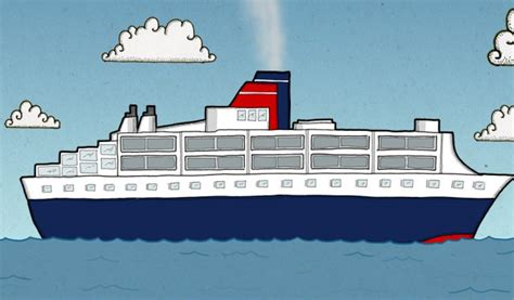 Animated Cruise Ship Clip Art
