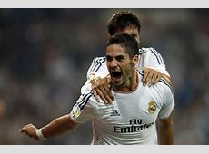 VIDEO Real Madrid 21 Betis Highlights Isco Scores