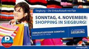 Siegburg Verkaufsoffener Sonntag : kreisstadt siegburg einkaufen von 13 bis 18 uhr ~ Watch28wear.com Haus und Dekorationen