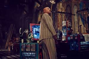 THE ZERO THEOREM Clip and Image. Terry Gilliam's THE ZERO ...