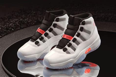 Nike Puts Its Self Lacing Tech In The Air Jordan Xi Adapt