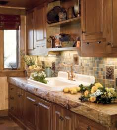 Tumbled Marble Kitchen Backsplash Kitchen Backsplashes Farmhouse Tile Los Angeles By Landmark Metalcoat Inc