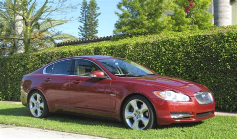 2009 Jaguar Xf Supercharged Review