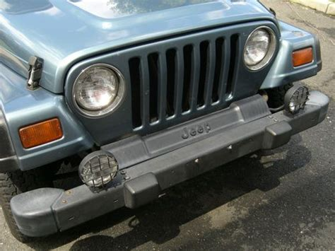how to work on cars 1998 jeep wrangler on board diagnostic system buy used 1998 jeep wrangler 4 cylinder 5 speed summer project needs engine work no dents in
