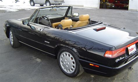 1991 Alfa Romeo Veloce Spider Convertible 23963