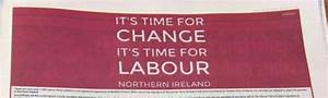 Taxation without Representation: Can Labour Remain an ...