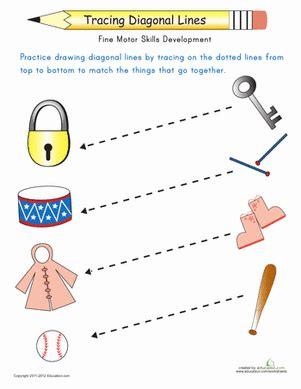 drawing worksheets  preschoolers  getdrawings