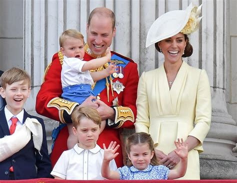 Prince Louis at Trooping the Colour 2019 Pictures ...