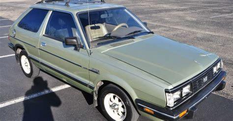 car manuals free online 1985 subaru leone transmission control rust free 4wd hatch 1985 subaru gl