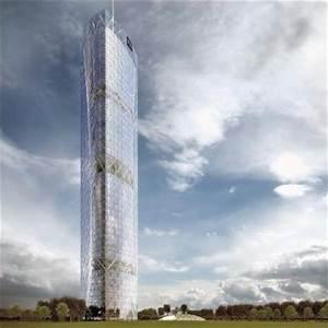 Blue tower praha