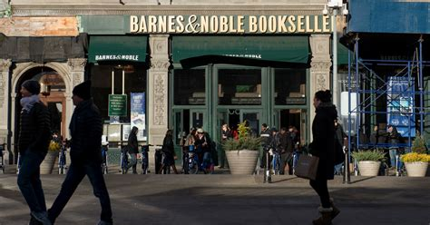 Barnes & Noble Says Investor's Plan To Take It Private Not
