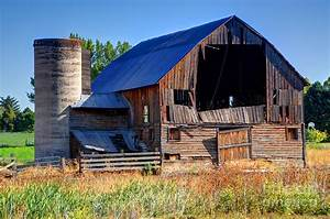 old barn with concrete grain silo utah photograph by With barn wood utah