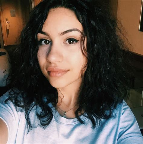 pictures  canadian singer songwriter alessia