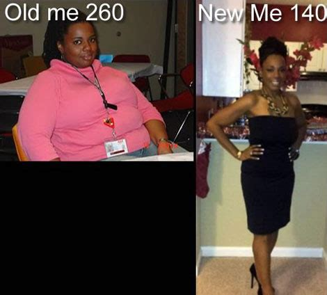 connie lost  pounds black weight loss success