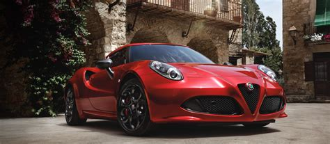 2018 Alfa Romeo 4c Coupe  Alfa Romeo Of Winter Haven Blog