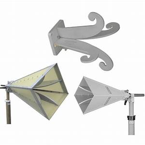 Dual Polarized Broadband Horn Antennas
