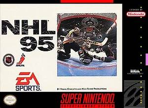 SNES NHL 95