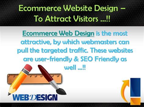 ecommerce web design ecommerce web design best way to attract visitors