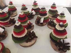 Decoration De Noel Fait Maison En Bois