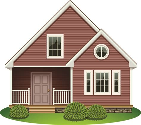 creative  houses design elements vector