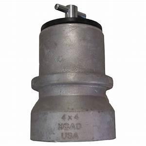 4 U0026quot  Fip X 4 U0026quot  Irrigation Aluminum Riser Valve