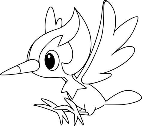Coloring Pages Of Pokemon Sun And Moon