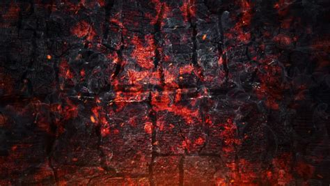 red grunge scrolls background stock footage video