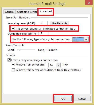 Office 365 Outlook Pop3 by Como Configurar O Office 365 Pop Imap Tutoriais E Faqs