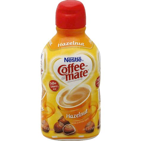 After you find out all coffee mate creamers ingredients results you wish, you will have many options to find the best saving by clicking to the button get link. Coffee Mate Coffee Creamer, Hazelnut   Buehler's