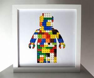 Lego Aufbewahrung Ideen : die besten 20 lego aufbewahrung ideen auf pinterest lego speichertabelle lego raumdekor und ~ Orissabook.com Haus und Dekorationen