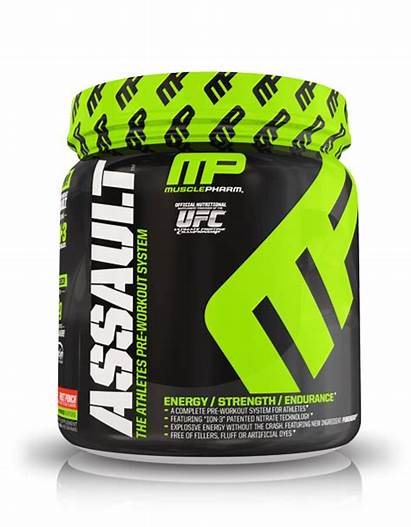 Assault Pre Workout Musclepharm Energy Muscle Pharm