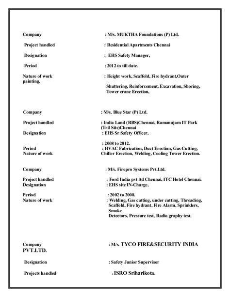 Scaffolding Resume Objective by Nirmal Resume 1 1