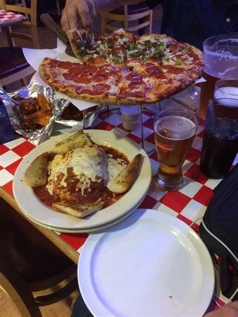 Angelinas Pizzeria - Meal delivery | 6825 W Russell Rd ...