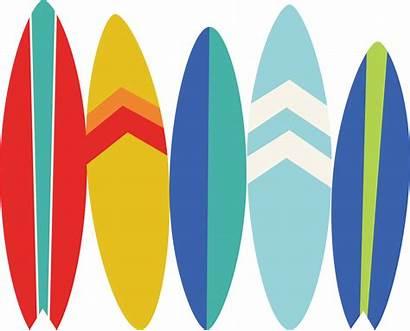 Surfboards Svg Cut Stencil