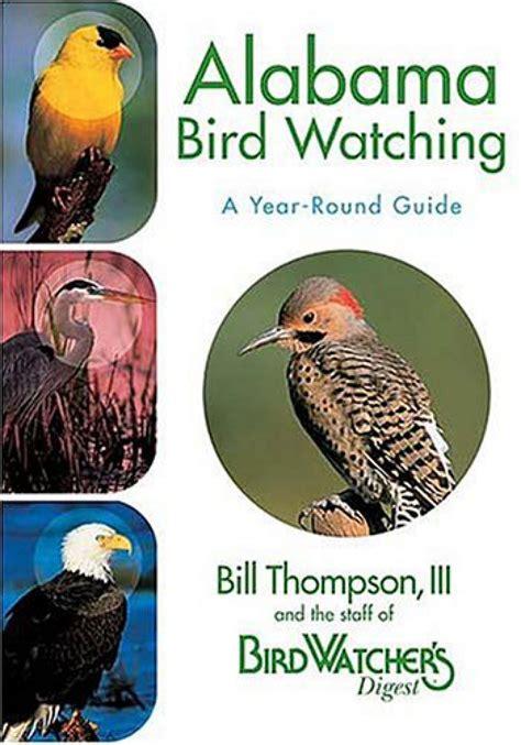 alabama bird watching a year round guide 1591860997