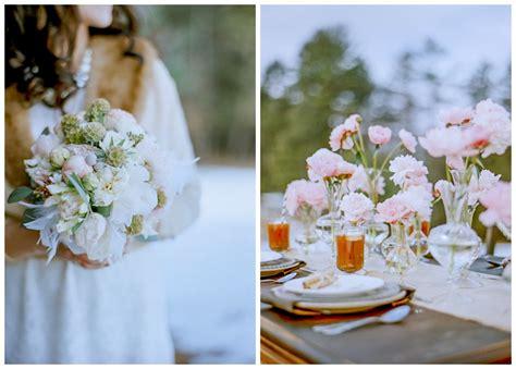 Early Spring Wedding Inspiration Rustic Wedding Chic