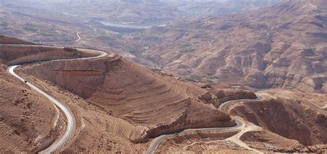 Road Tripping On King's Highway In Jordan