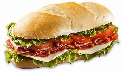 Salami Sub Provolone Sandwich Cold Subs Rocks
