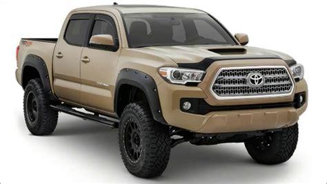 Toyota Tacoma Upgrades by 2017 Toyota Tacoma Upgrades Motavera