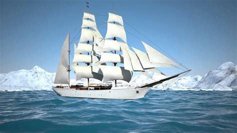 Ship Animation sailing ship animation youtube