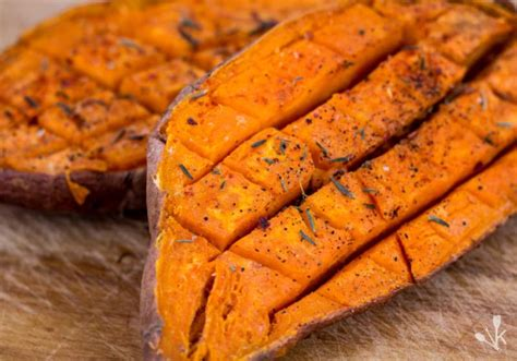 cooking sweet potatoes in microwave how to cook a sweet potato in the microwave kitchensanity