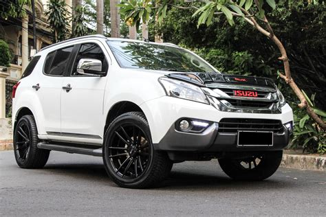 Isuzu Mux Modification by Permaisuri Isuzu Mu X On Ssw 232s 20