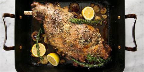 lamb leg roast recipe delish cook recipes cooking