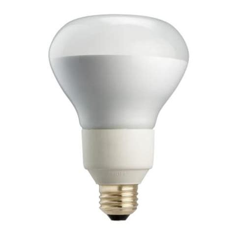 philips 65w equivalent soft white 2700k r30 dimmable cfl