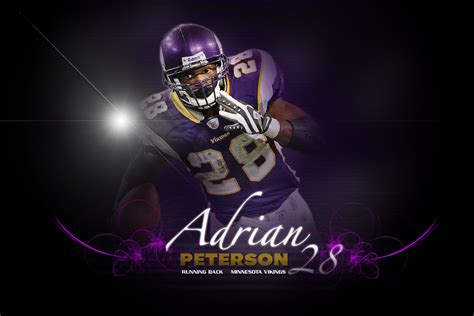 adrian peterson wallpapers high quality