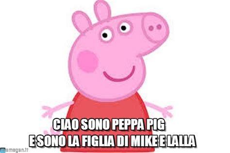 Peppa Pig Memes - ciao sono peppa pig en memegen