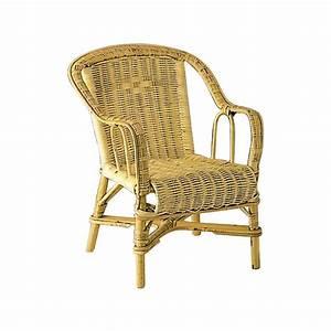 Siege En Rotin : fauteuil pour enfant en rotin nfe1150 aubry gaspard ~ Teatrodelosmanantiales.com Idées de Décoration