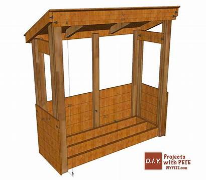 Plans Firewood Storage Diy Rack Wood Build